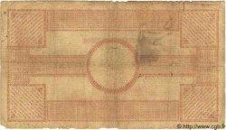 100 Francs (surchargé) DJIBOUTI  1920 P.04 B à TB