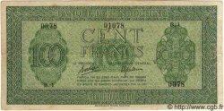 "100 Francs ""Palestine"" DJIBOUTI  1945 P.16 TB+ à TTB"