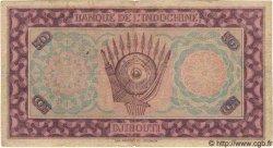 500 Francs Palestine DJIBOUTI  1945 P.17 TB+