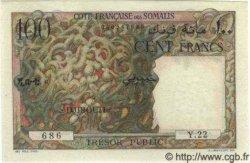 100 Francs DJIBOUTI  1952 P.26 NEUF