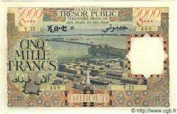 5000 Francs AFARS ET ISSAS  1969 P.30 pr.SUP