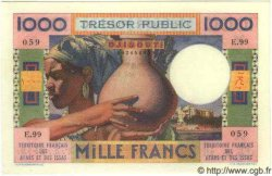 1000 Francs AFARS ET ISSAS  1974 P.32 NEUF