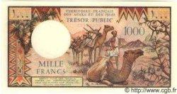 1000 Francs AFARS ET ISSAS  1975 P.34 NEUF