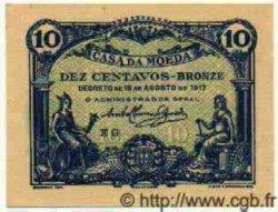 10 Centavos Casa Da Moeda PORTUGAL  1917 P.041c NEUF