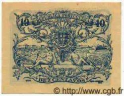 10 Centavos PORTUGAL  1917 P.041c NEUF