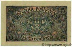 5 Centavos PORTUGAL  1918 P.046 NEUF