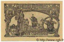 20 Centavos PORTUGAL  1922 P.049 NEUF