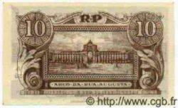 10 Centavos Casa Da Moeda PORTUGAL  1925 P.050 NEUF