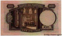 100 Escudos PORTUGAL  1957 P.086 SPL