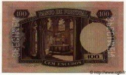 100 Escudos PORTUGAL  1947 P.086s NEUF