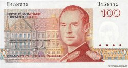 100 Francs  LUXEMBOURG  1986 P.58b NEUF