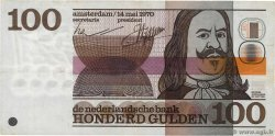 100 Gulden  NETHERLANDS  1970 P.093a