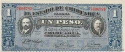1 Peso  MEXICO  1915 PS.0530e