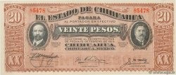20 Pesos  MEXICO  1915 PS.0537a