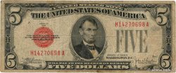 5 Dollars  UNITED STATES OF AMERICA  1928 P.379e