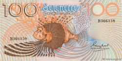 100 Rupees  SEYCHELLES  1980 P.27a