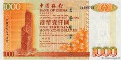 1000 Dollars HONG KONG 2001 P.334