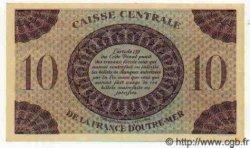 10 Francs GUADELOUPE  1943 P.27 pr.NEUF