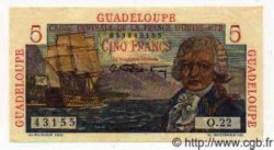 5 Francs Bougainville GUADELOUPE  1946 P.31 SPL+