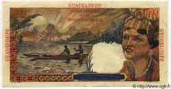 1000 Francs Union Française GUADELOUPE  1946 P.37 PR.SPL