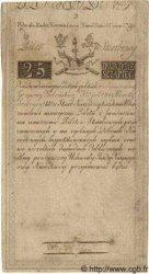 25 Zloty POLOGNE  1794 P.A03 TTB+