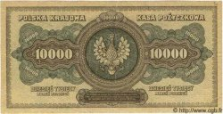 10000 Marek POLOGNE  1922 P.032 TTB+