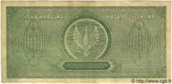 1 Million Marek POLOGNE  1923 P.037 pr.SUP
