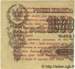 5 Groszy POLOGNE  1924 P.043b SPL