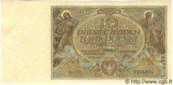 10 Zlotych POLOGNE  1929 P.069 pr.NEUF