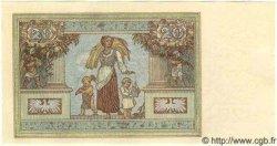 20 Zlotych POLOGNE  1931 P.073 NEUF