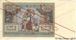 20 Zlotych POLOGNE  1931 P.073s pr.NEUF