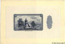 20 Zlotych POLOGNE  1939 P.087 NEUF