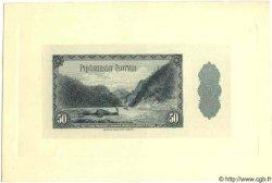 50 Zlotych POLOGNE  1939 P.088 NEUF