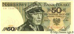 50 Zlotych POLOGNE  1979 P.142a
