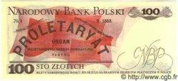 100 Zlotych POLOGNE  1976 P.143a NEUF