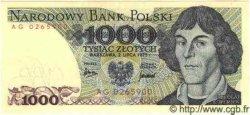1000 Zlotych POLOGNE  1975 P.146 pr.NEUF
