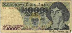 1000 Zlotych POLOGNE  1979 P.146 TB