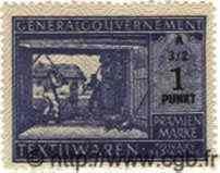 1 Punkt POLOGNE  1941 P.-- SPL