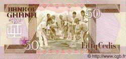 50 Cedis GHANA  1983 P.25 NEUF