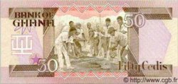 50 Cedis GHANA  1984 P.25 NEUF