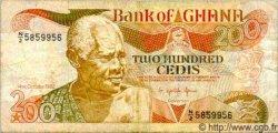200 Cedis GHANA  1992 P.27 pr.TTB
