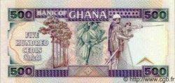 500 Cedis GHANA  1990 P.28 NEUF