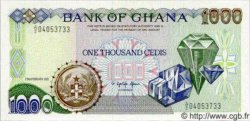 1000 Cedis GHANA  1991 P.29 NEUF