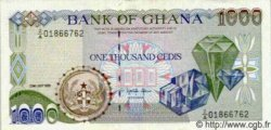 1000 Cedis GHANA  1993 P.29 TTB+
