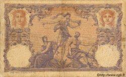 100 Francs MADAGASCAR  1893 P.34 TB