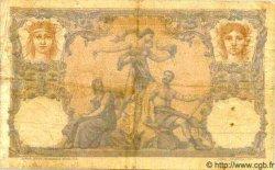 100 Francs MADAGASCAR  1893 P.34 TB+ à TTB