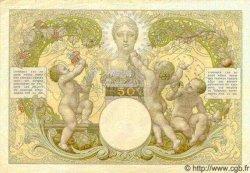 50 Francs MADAGASCAR  1940 P.38s pr.SUP