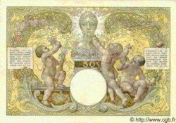 50 Francs MADAGASCAR  1940 P.38 TTB