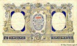 1000 Francs MADAGASCAR  1940 P.40 TTB