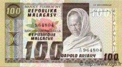100 Francs/ 20 Ariary MADAGASCAR  1975 P.63 NEUF